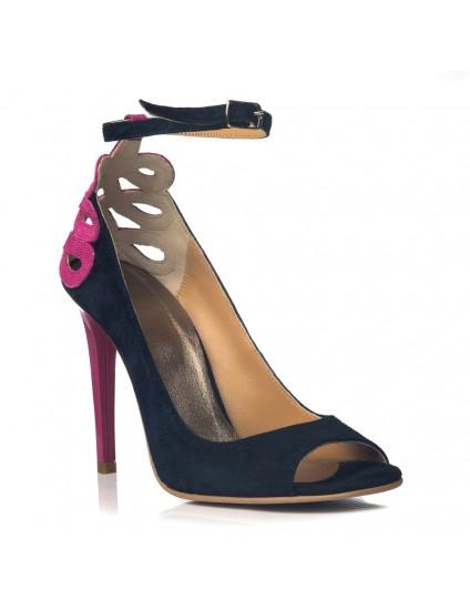 Pantofi Dama Piele Negru Sarah C31 - orice culoare