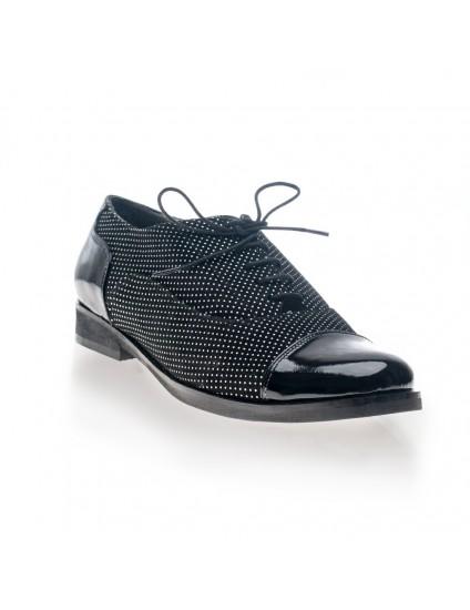 Pantofi Oxford Combi Buline V10 - Orice culoare