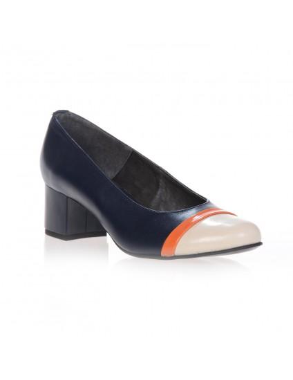 Pantofi piele naturala Office Clasic 2  , disponibili pe orice culoare