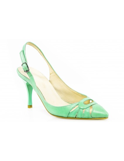 Pantofi Dama P27 piele - orice culoare