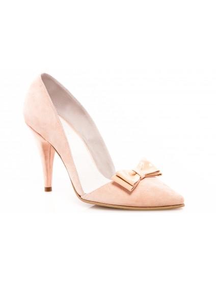 Pantofi Dama piele M2 Fundita - pe stoc