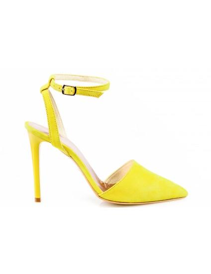Pantofi piele Stiletto P10 - orice culoare
