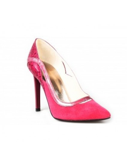 Pantofi Stiletto Fashion piele Siclam - orice culoare