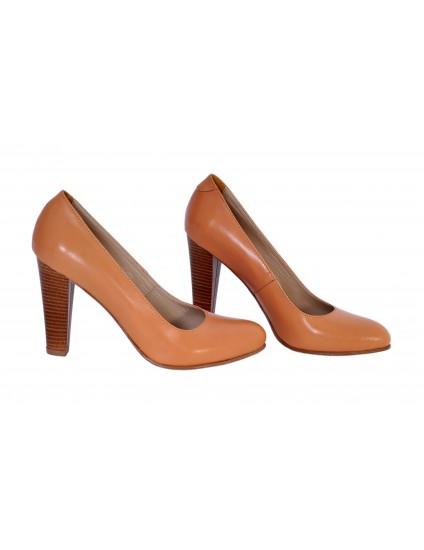 Pantofi Classy piele naturala - orice culoare