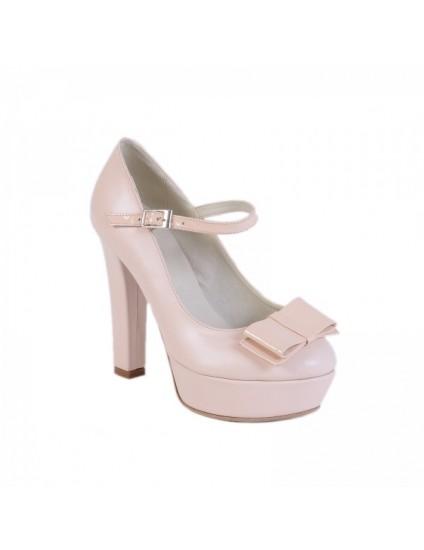 Pantofi Chic Funda  piele naturala,orice culoare