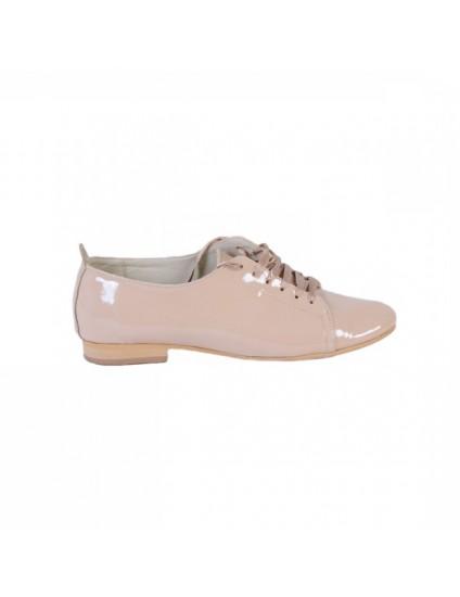 Pantofi Oxford 5 piele lacuita disponibili pe orice culoare