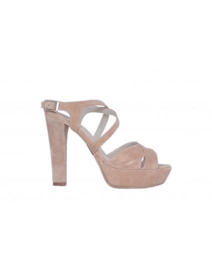 Sandale Modern 2 Crem  piele naturala - Orice culoare