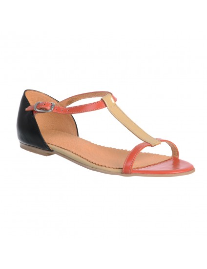 Sandale piele naturala Daily - pe stoc