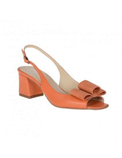 Sandale din piele Chic madame1 - disponibile pe orice culoare