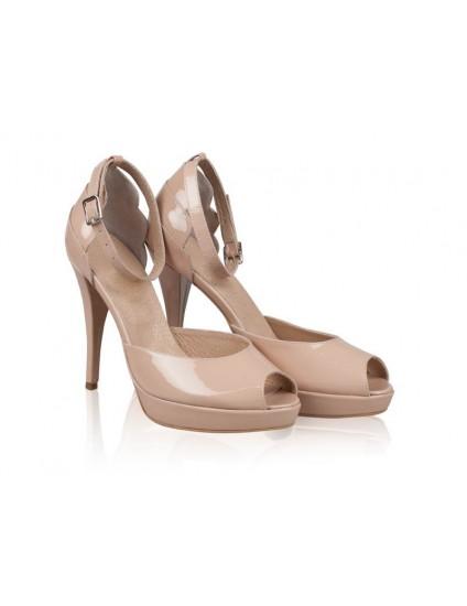 Sandale Dama Piele Naturala N25  - orice culoare