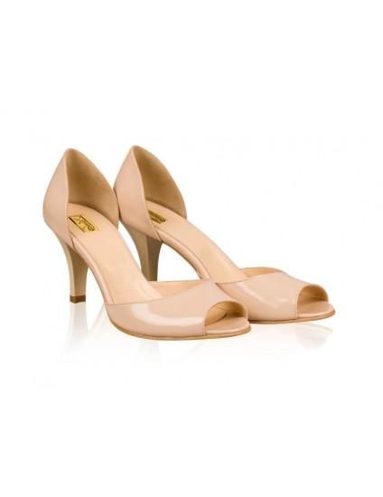 Sandale dama piele N14 - Orice culoare