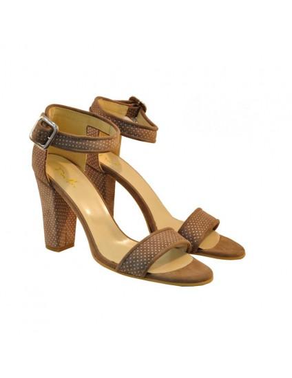 Sandale dama piele D18 - Orice culoare