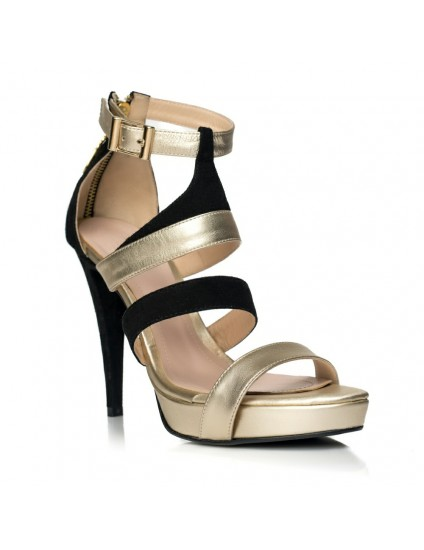 Sandale dama piele Glam F5 - orice culoare