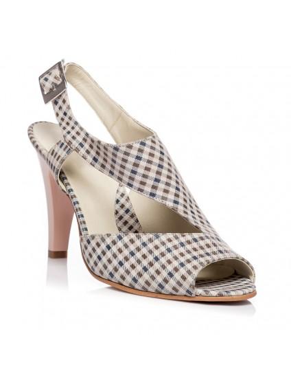 Sandale dama piele Rimi Carouri - Orice culoare