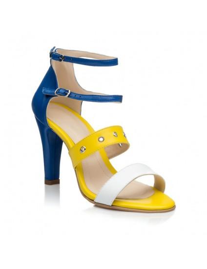 Sandale dama piele Ziggy -  pe stoc