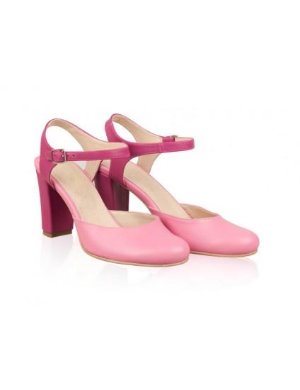 Sandale Dama Piele Naturala N10  - orice culoare