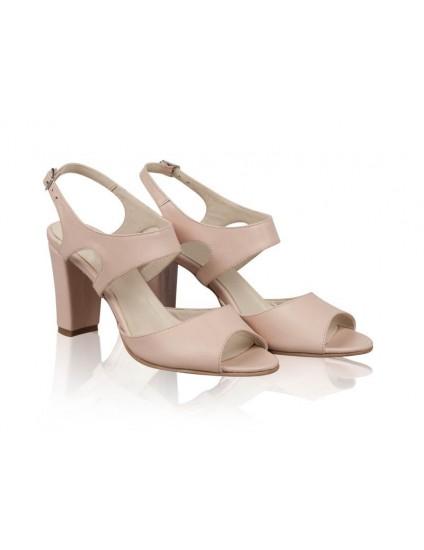 Sandale Dama Piele Naturala N24  - orice culoare
