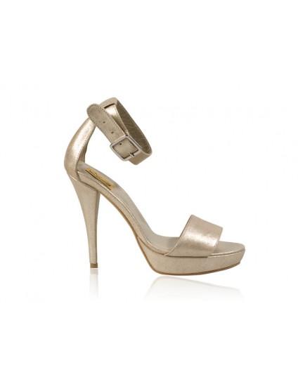 Sandale Piele nude N4 - pe stoc