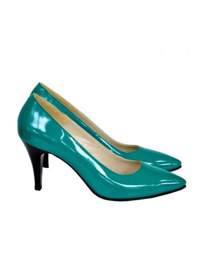 Pantofi Dama D103 Piele Naturala - orice culoare
