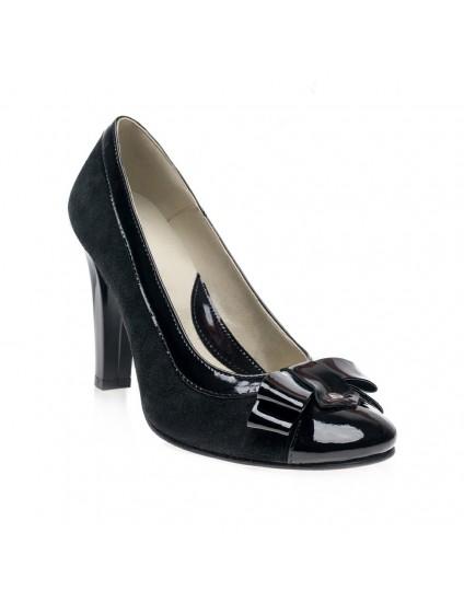 Pantofi dama piele Office Funda V25 - orice culoare