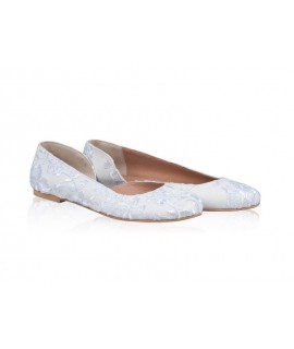 Balerini mireasa N12 White - orice culoare
