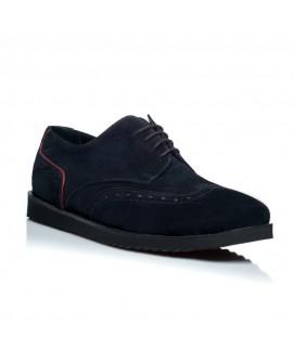 Pantofi barbati golf sneakers bleumarin